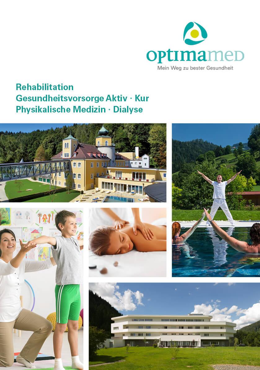 OptimaMed Imagefolder Cover