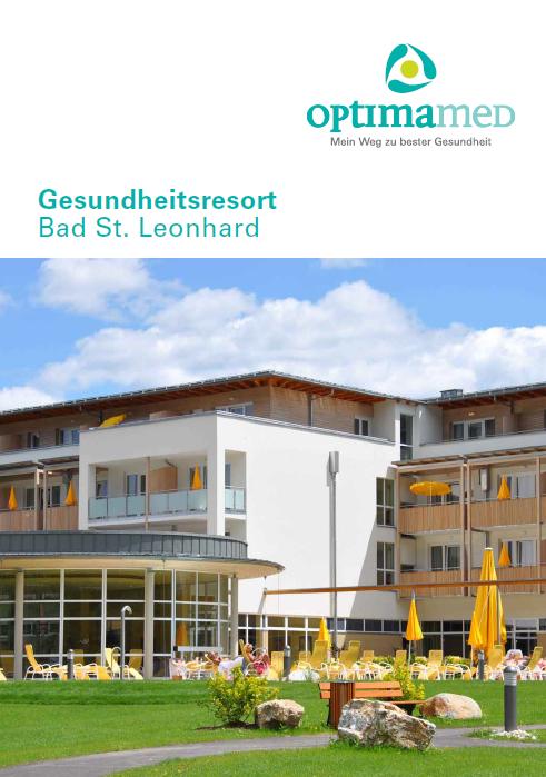 OptimaMed Bad St. Leonhard Folder