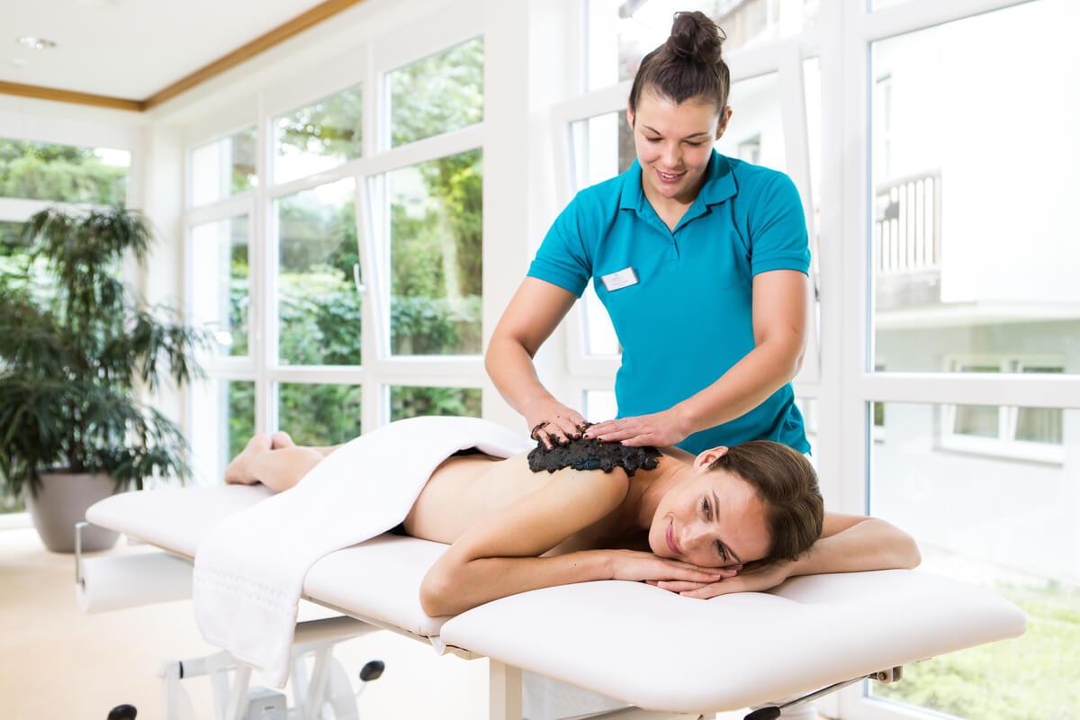 Massage für Gesundheit und Wohlbefinden